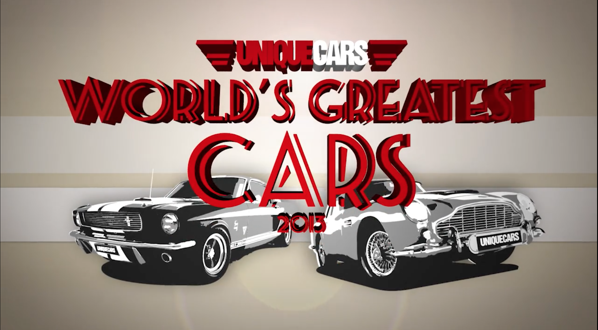 Unique Cars – Worlds Greatest Cars 2013